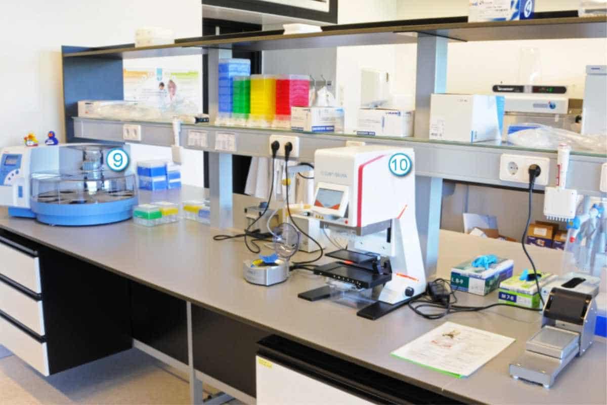Xét nghiệm ADN ở đâu